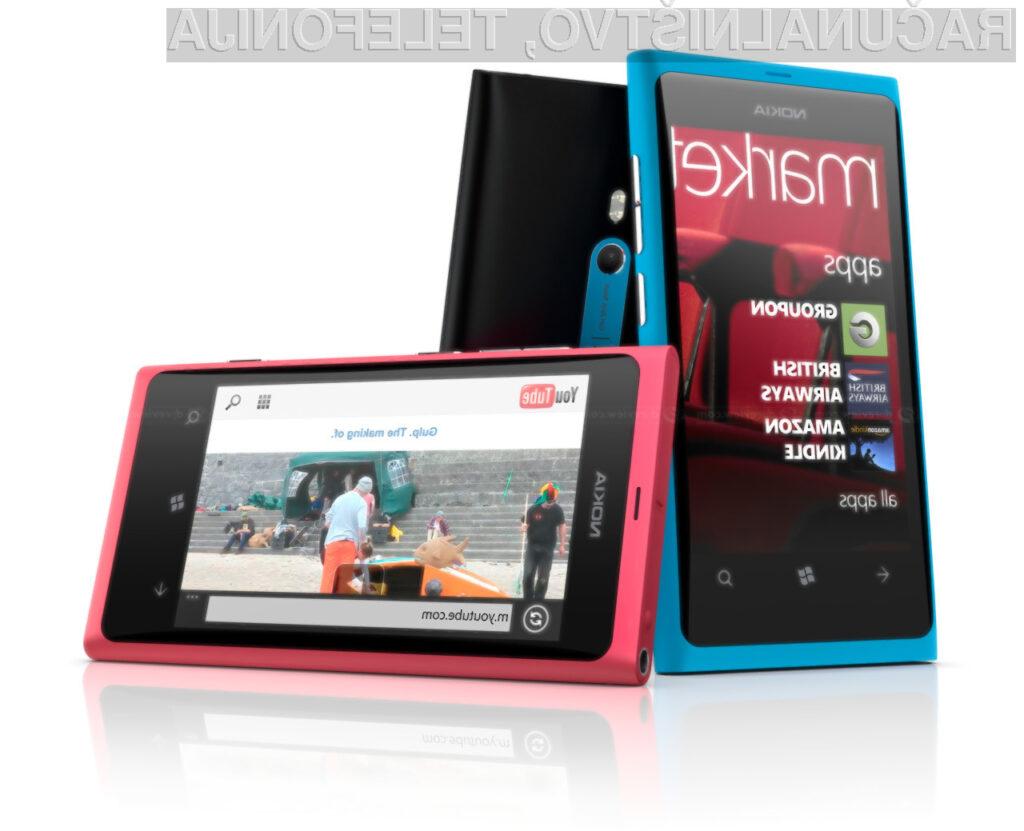 Nove Nokie še ne bodo podpirale Android operacijskega sistema.