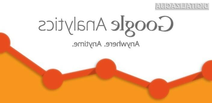 Google je pogoste napake pri uporabi Analyticsa prikazal na precej ilustrativen način.