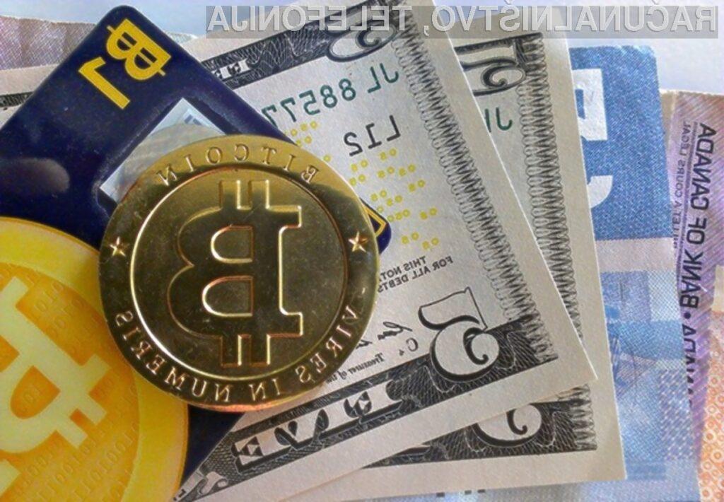 Uporabniki Bitcoina bodo za plačevanje lahko kmalu uporabljali tako debetne kot kreditne kartice.