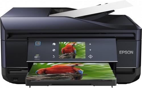 Nova Epsonova večnamenska naprava je neverjetno kompaktna za tako velik nabor naprednih funkcij.