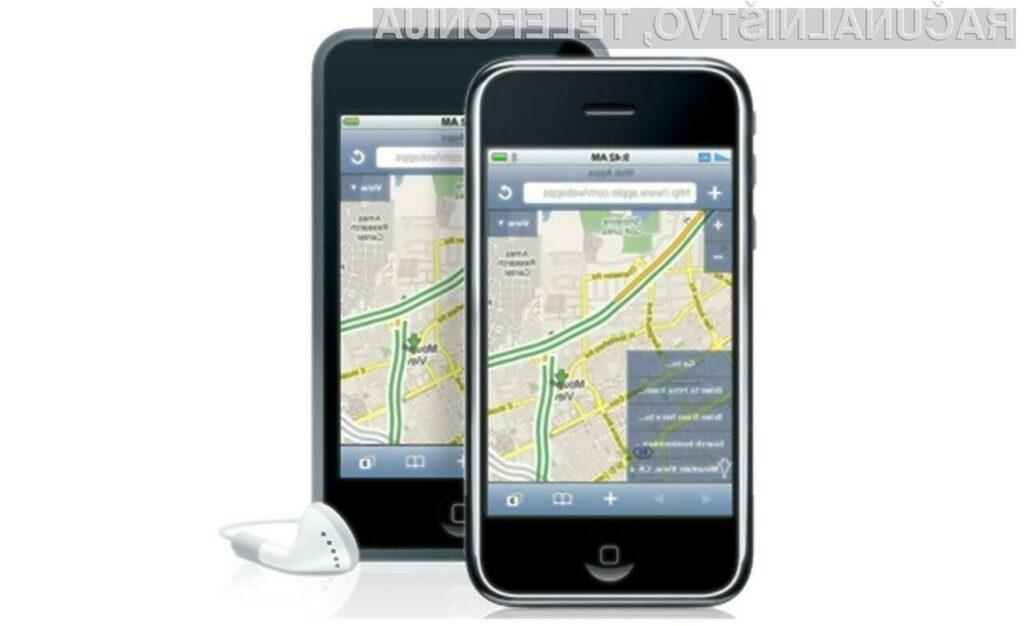 iPhone uporabniki lahko končno zopet posežejo po kvalitetnem prikazovalniku zemljevidov.