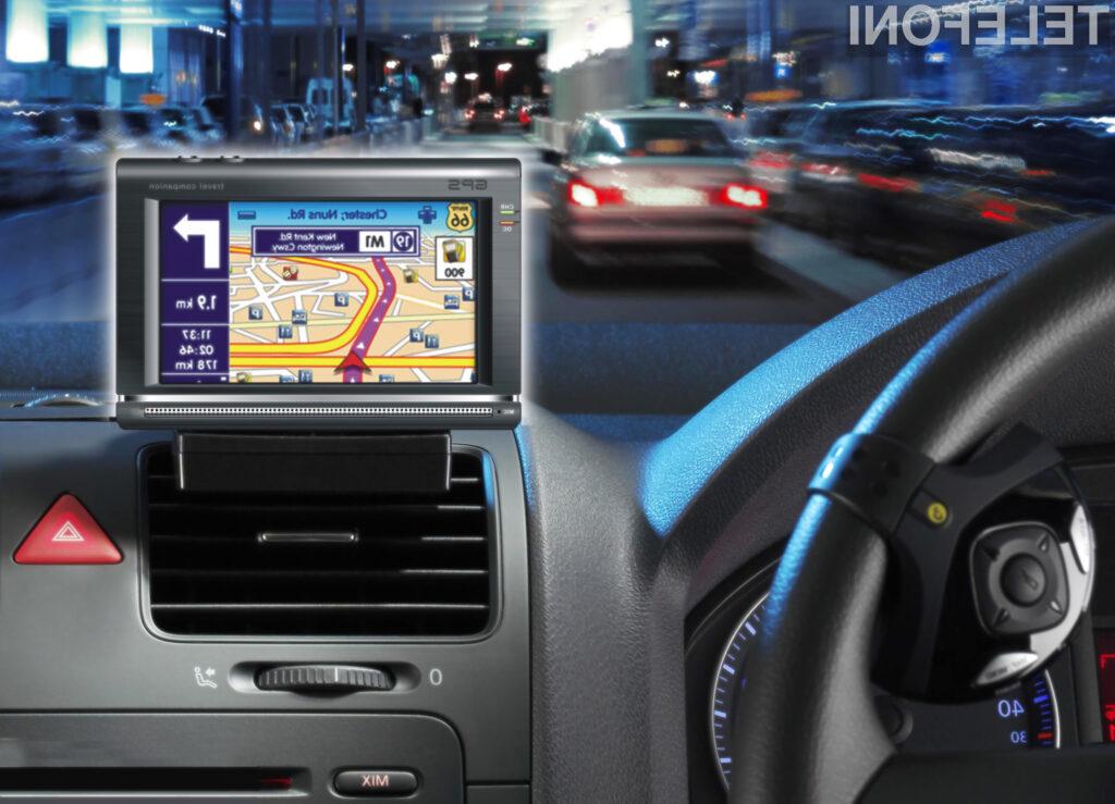 Izračun položaja se bo pri novem GPS sistemu vršil kar v oblaku.