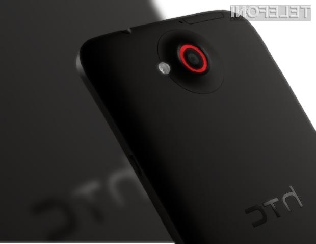 Pametni mobilni telefon M7 podjetja HTC naj bi bil strah in trepet vse konkurence.