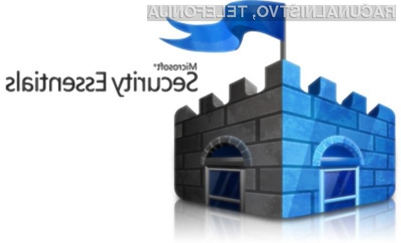 Protivirusna rešitev Microsoft Security Essentials ni več primerna za zaščito pred zlonamernimi kodami.
