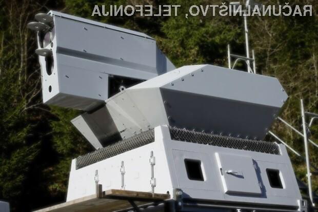 Glavna prednost laserskega topa je v tem, da mu praktično nikoli ne zmanjka streliva.