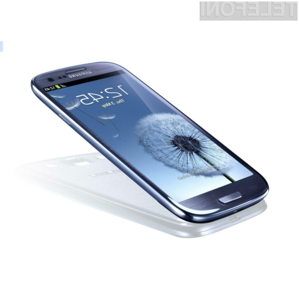 Galaxy S3 bo kmalu bogatejši za novo paleto naprednih funkcij.