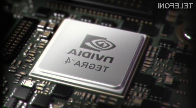 Nova Nvidijina platforma Tegra 4 bo uradno predstavljena na letošnjem CES-u.