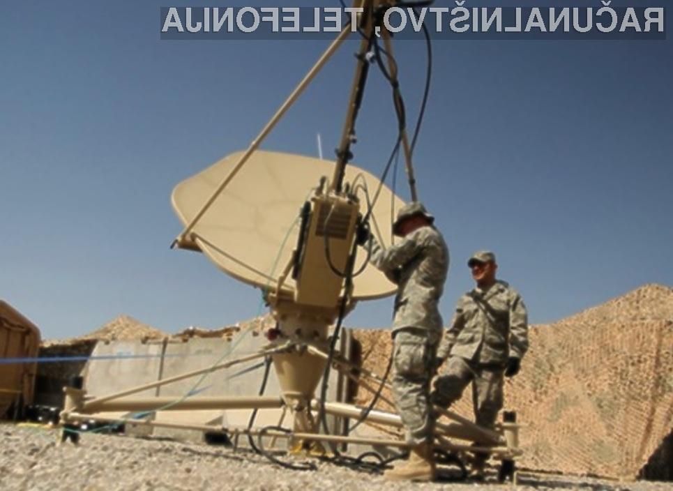 Ameriška vojska bo z novo brezžično povezavo nadomestila tehnologijo CDL, ki omogoča prenose podatkov s hitrostjo »le« do 250 megabitov na sekundo.