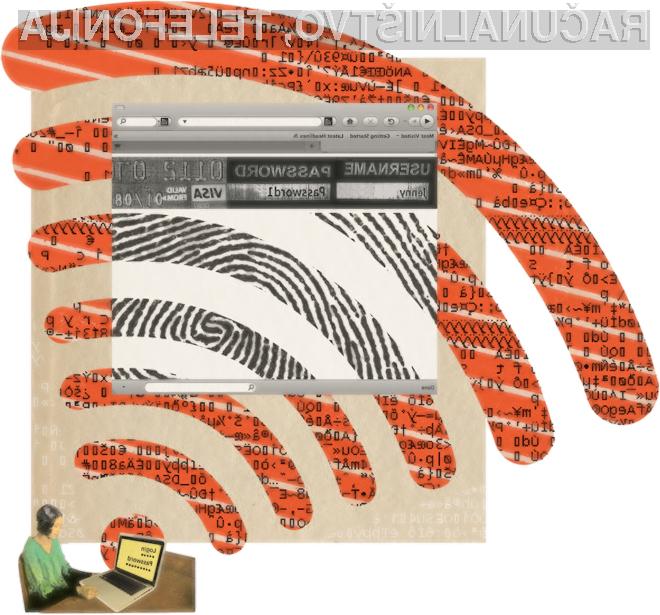 Je vaše brezžično omrežje varno?