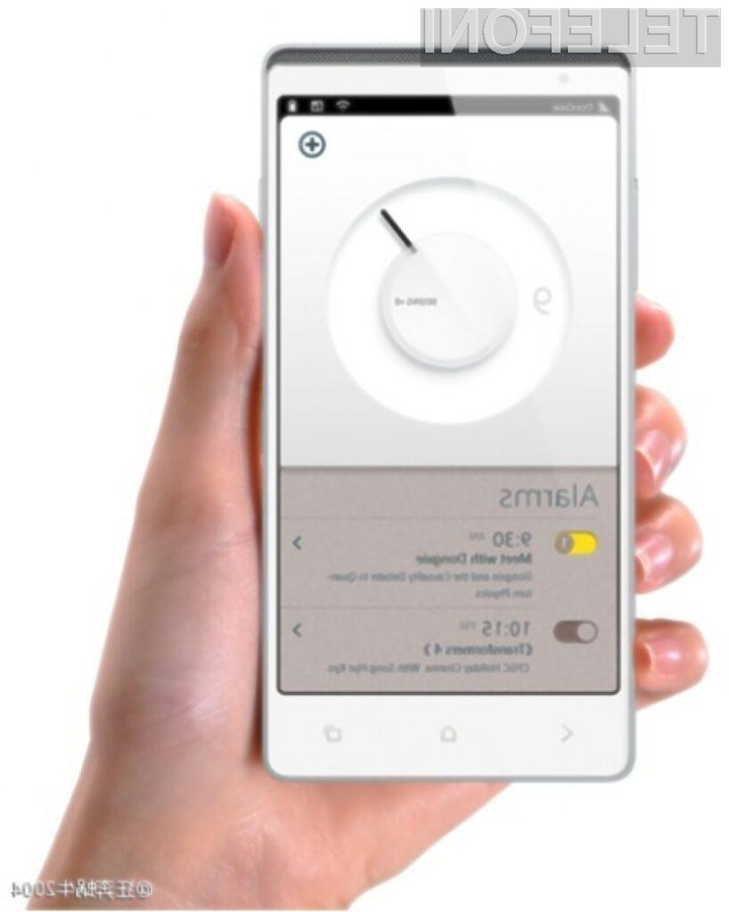 ZTE bo januarja uporabnikom predstavil do sedaj svoj najzmogljivejši pametni telefon.