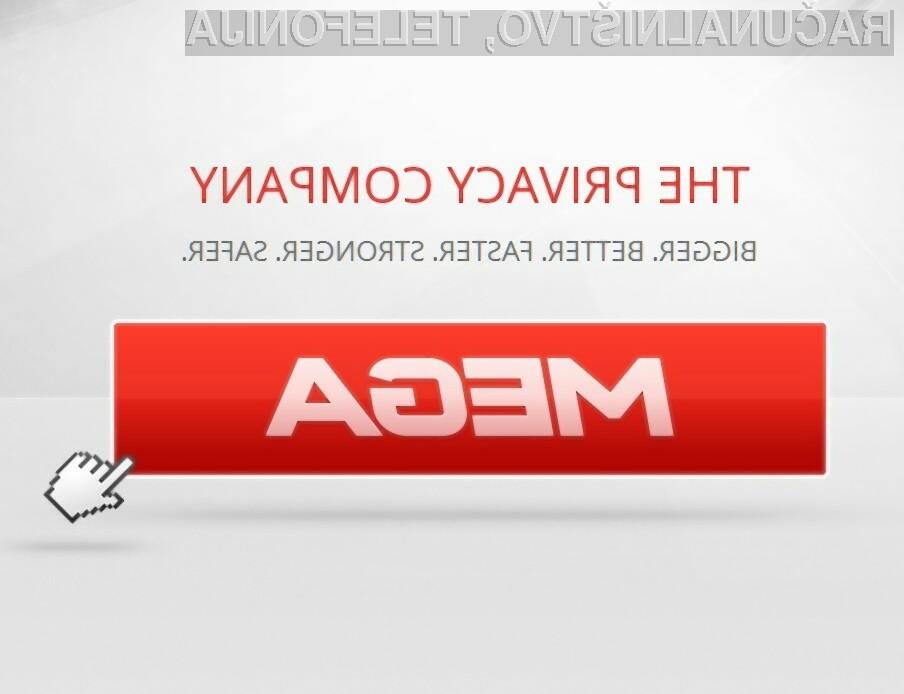 Portal Mega s 50 GB brezplačnega spletnega prostora je med nami!