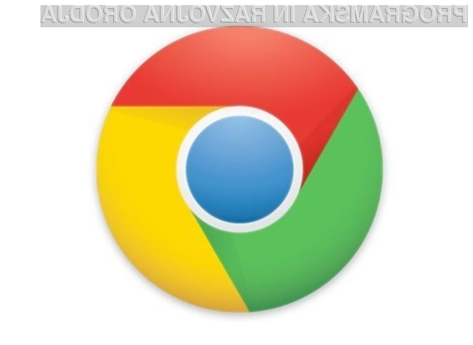 Spletni brskalnik Google Chrome 24 je hitrejši, uporabnejši in varnejši!