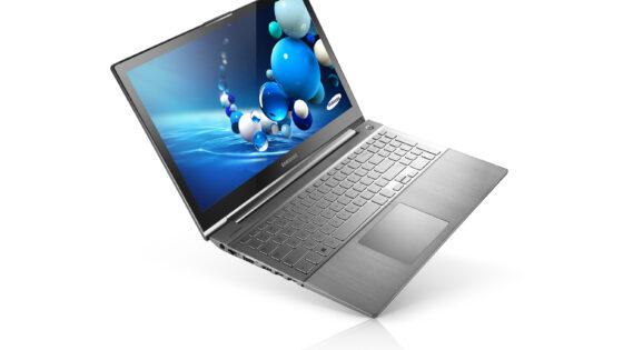 Ultrabook Series 7 Ultra podjetja Samsung bo kot nalašč tudi za najzahtevnejša opravila.