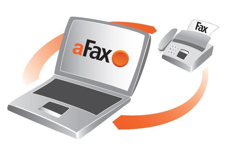 Prejemanje in pošiljanje faksov preko e-pošte