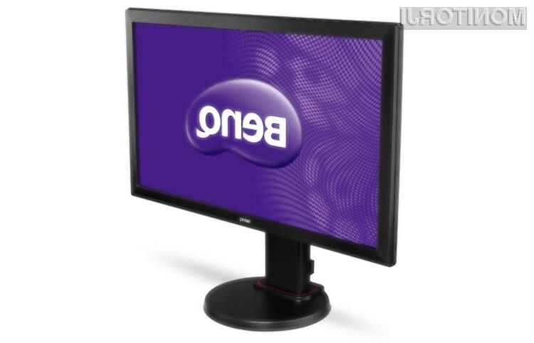 Model BenQ RL2455HM bo namenjen predvsem igranju iger.