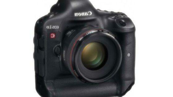 Canon je sporočil, da bo ponudil novo strojno programsko opremo za pionirski EOS-1D C.