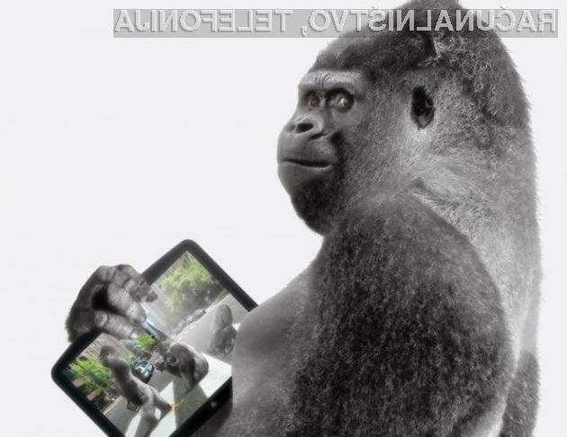 Zaščitno steklo Gorilla Glass 3 bomo le stežka uničili!