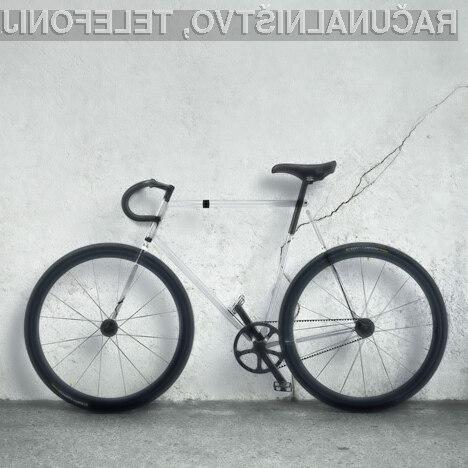 Z nevidnim kolesom zagotovo ne boste ostali neopaženi!