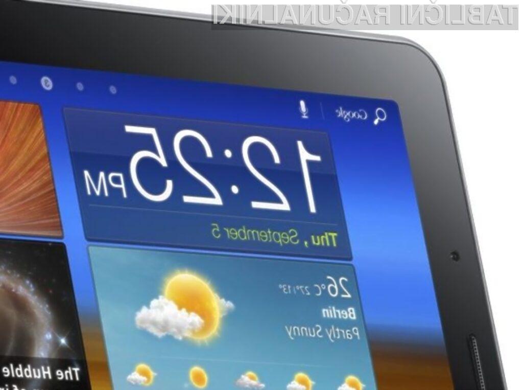 Novo družino tablic Samsung Galaxy Tab 3 bo mogoče kupiti že v prvi polovici letošnjega leta.