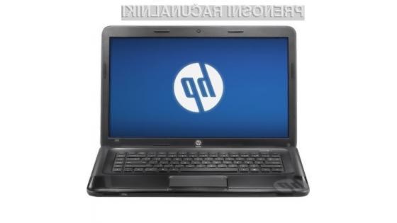 Za HP-jev model 2000-2b30dx bodo kupci po vsem svetu morali odšteti le preračunanih 225 evrov.