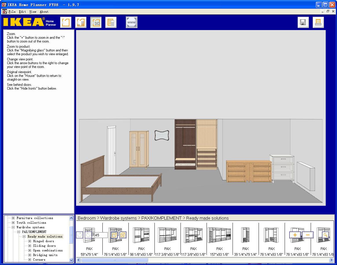 10 spletnih orodij za la jo prenovo va ega doma. Black Bedroom Furniture Sets. Home Design Ideas