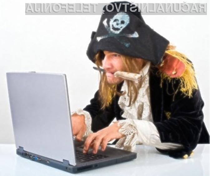 Upravljavci spletnega portala Piratskega zaliva bodo z odstranjevanjem lažnih vsebin imeli precej dela!