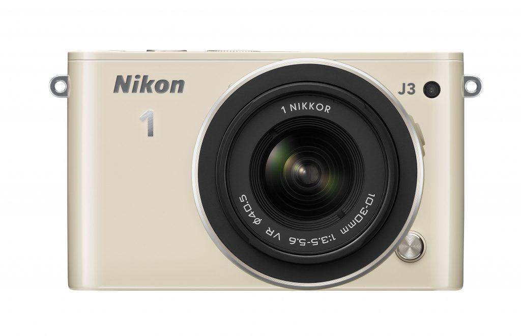 JAZ SEM novi Nikon 1 J3