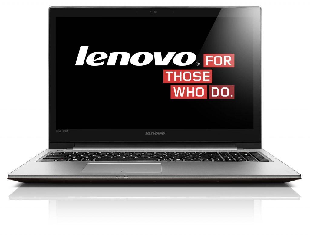 Lenovo stavi na Windows 8 in dotik