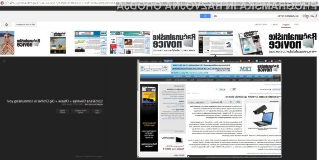 Prenovljeni Googlov iskalnik slik navdušuje v vseh pogledih!