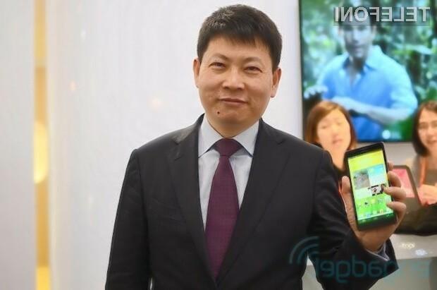 Huawei bo na letošnjem MWC-ju razkril svoj prvi 8-jedrni mobilni telefon.