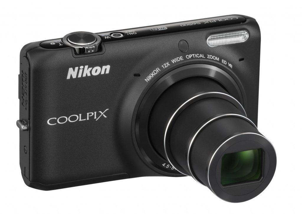 Nova stilska kompaktna fotoaparata Nikon
