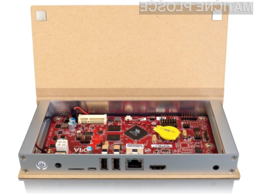 Sodobni računalniki bodo očitno nameščeni kar v majhne kartonaste škatle.