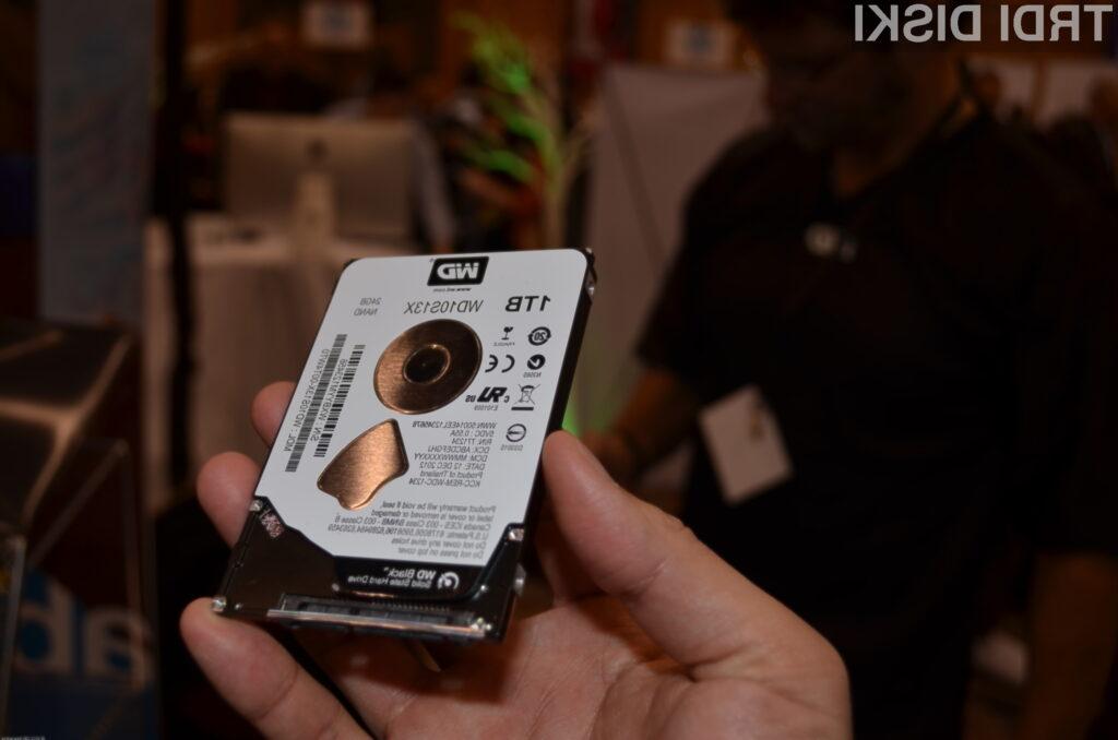 Western Digital napada s hibridnimi diski SSHD