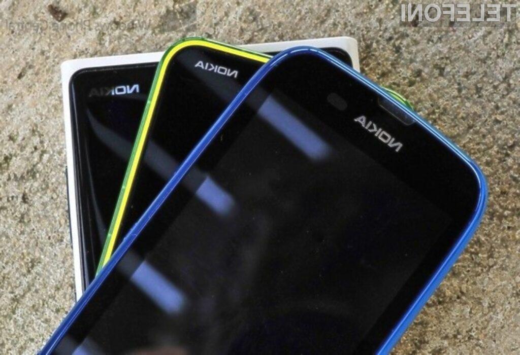 Mobilnika Nokia Lumia 720 in Lumia 520 bosta z dvoletno vezavo na voljo po izjemno ugodni ceni!