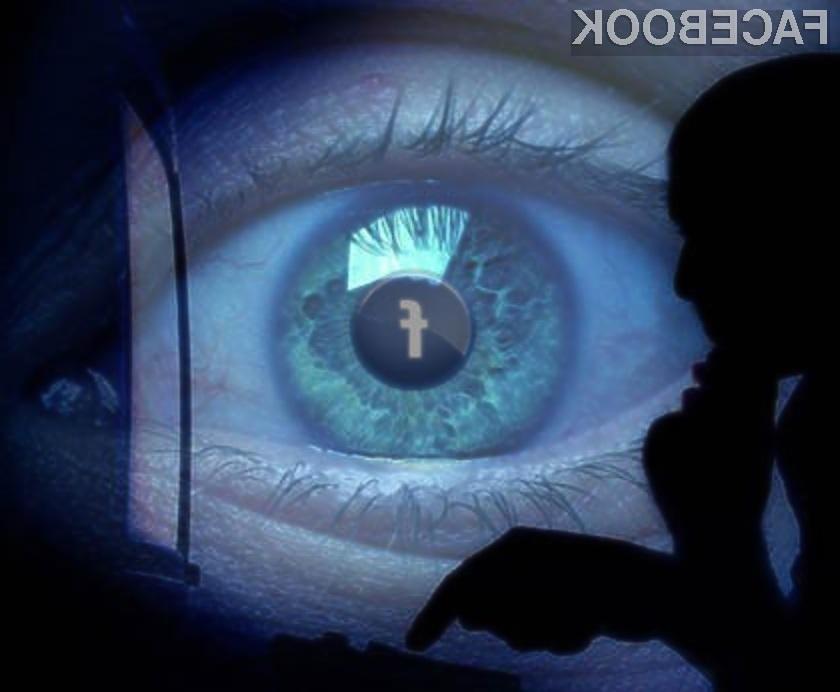Družabno omrežje Facebook je zdaleč največja grožnja za vašo zasebnost!