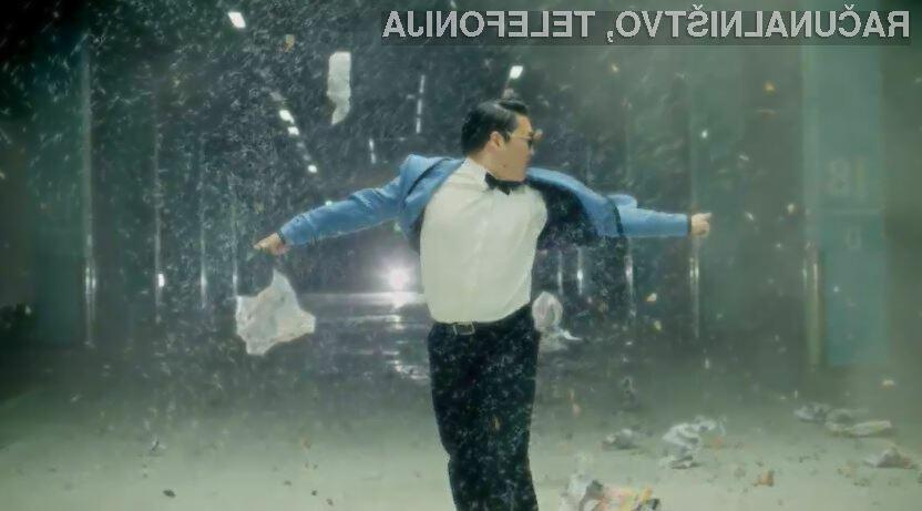 Južnokorejskemu pevcu Psy je uspelo prebiti magično mejo dveh milijard ogledov na spletnem portalu YouTube!