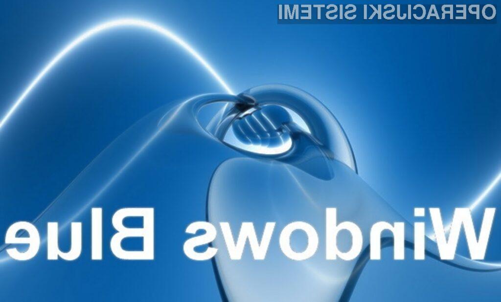 Prva nadgradnja operacijskih sistemov Windows 8 in Windows RT v okviru programa Windows Blue naj bi bila brezplačna!