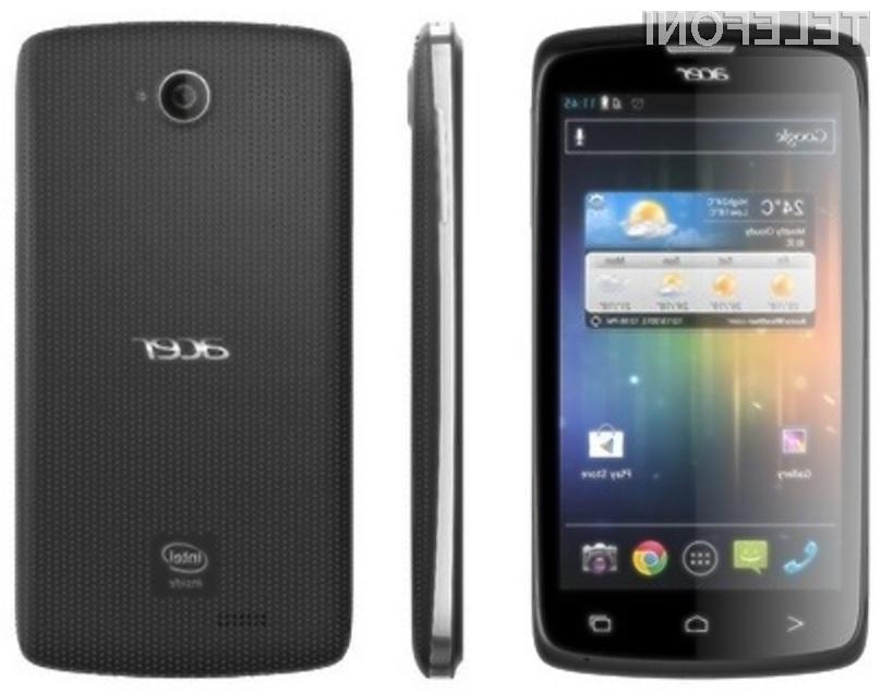 Acer Liquid C1 je soliden pametni mobilni telefon za nizko ceno!