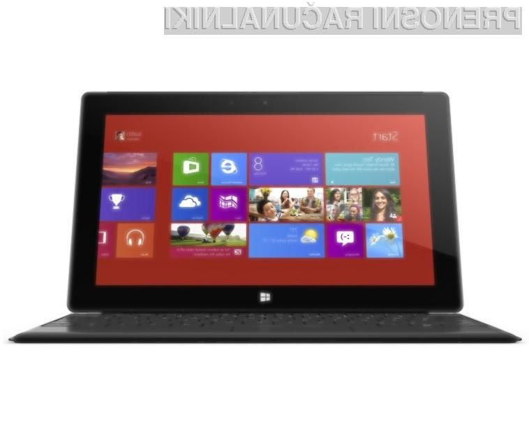 Ko tabličnemu računalniku Microsoft Surface Pro poteče garancijska doba in se ta pokvari, ga lahko le še zavržemo.