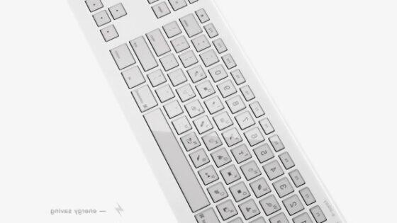 Tipkovnice bi lahko s pomočjo e-Ink tipk dobile povsem nove funkcionalnosti.