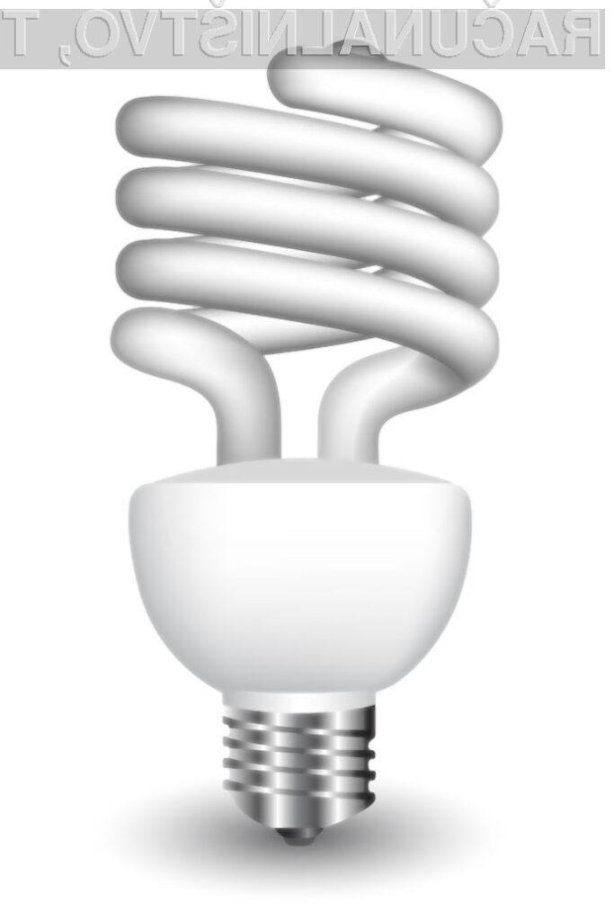 Dober začetni korak k varčevanju je uporaba varčnih žarnic.