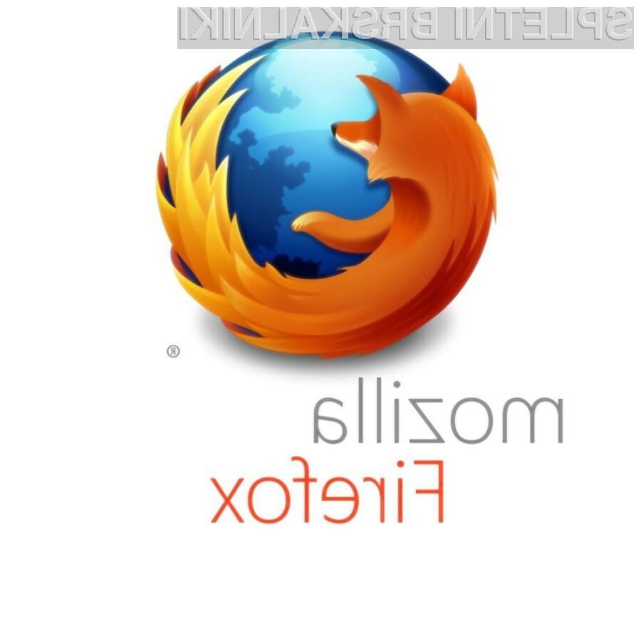 Firefox 19 z integriranim bralnikom PDF dokumentov