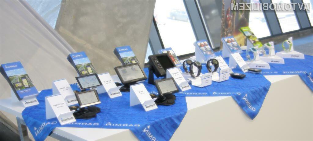 Garmin predstavil novosti za 2013