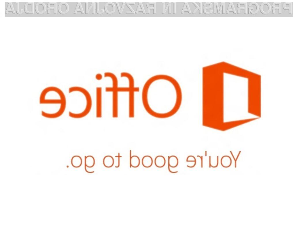 Uporaba pisarniškega paketa Office 2013 naj bi bila omejena zgolj na računalnik, kjer bo ta prvič nameščen.