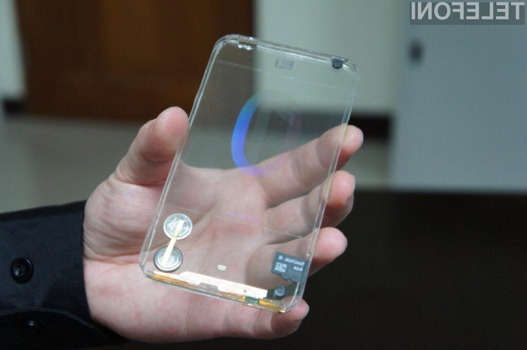 Takšni telefoni se bodo kmalu znašli tudi v naših žepih.