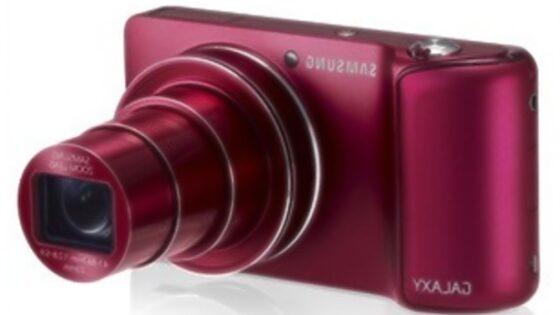 Samsung s cenejšim pametnim fotoaparatom Galaxy Camera
