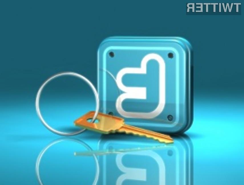 Dvostopenjska prijava naj bi povrnila zaupanje v družbeno omrežje Twitter.