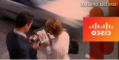 Na prvi Ciscovi konferenci SEE SP Mobility conference so se v Portorožu zbrali vodilni ponudniki