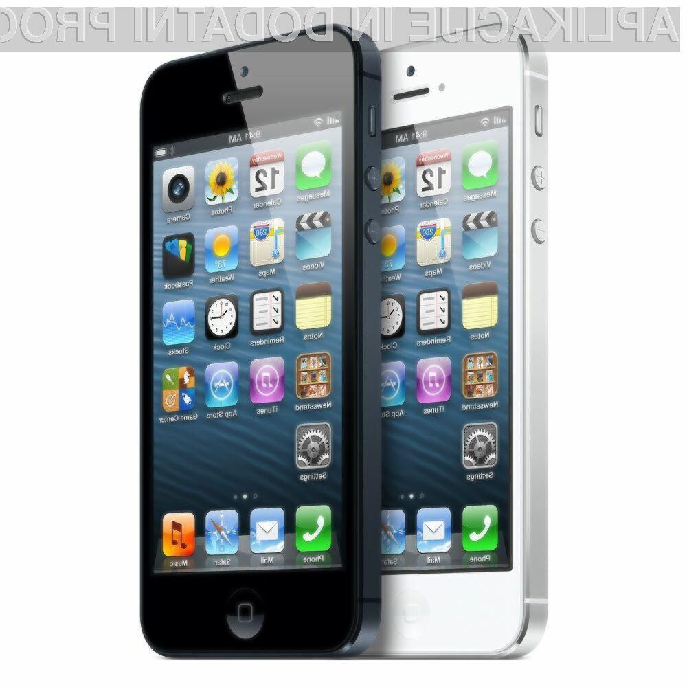 Mobilniki iPhone hitreje dobivajo posodobitev operacijskega sistema iOS kot mobilniki z Androidom.