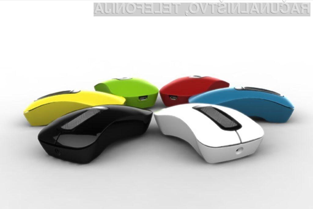 Pametna računalniška miška Ego! Smartmouse daje nepogrešljivi periferni enoti povsem nov pomen.